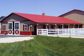 Equestrian Buildings Photos