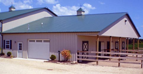 Equestrian Buildings